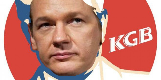 Did Assange Make a Deal with the Devil?